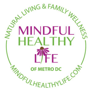 Mindful Healthy Life button